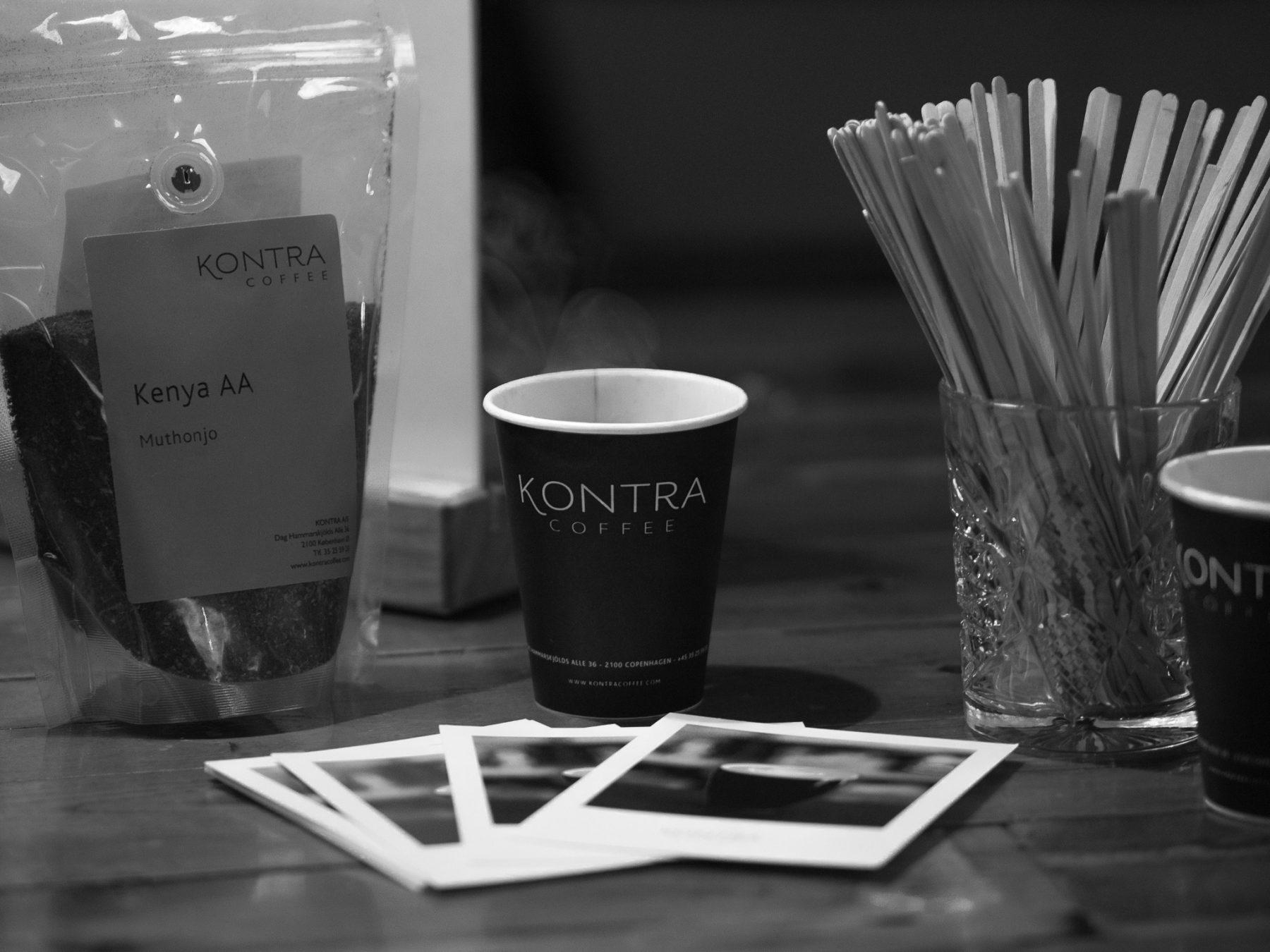 Kaffe er en vigtig del af en Creative Morning