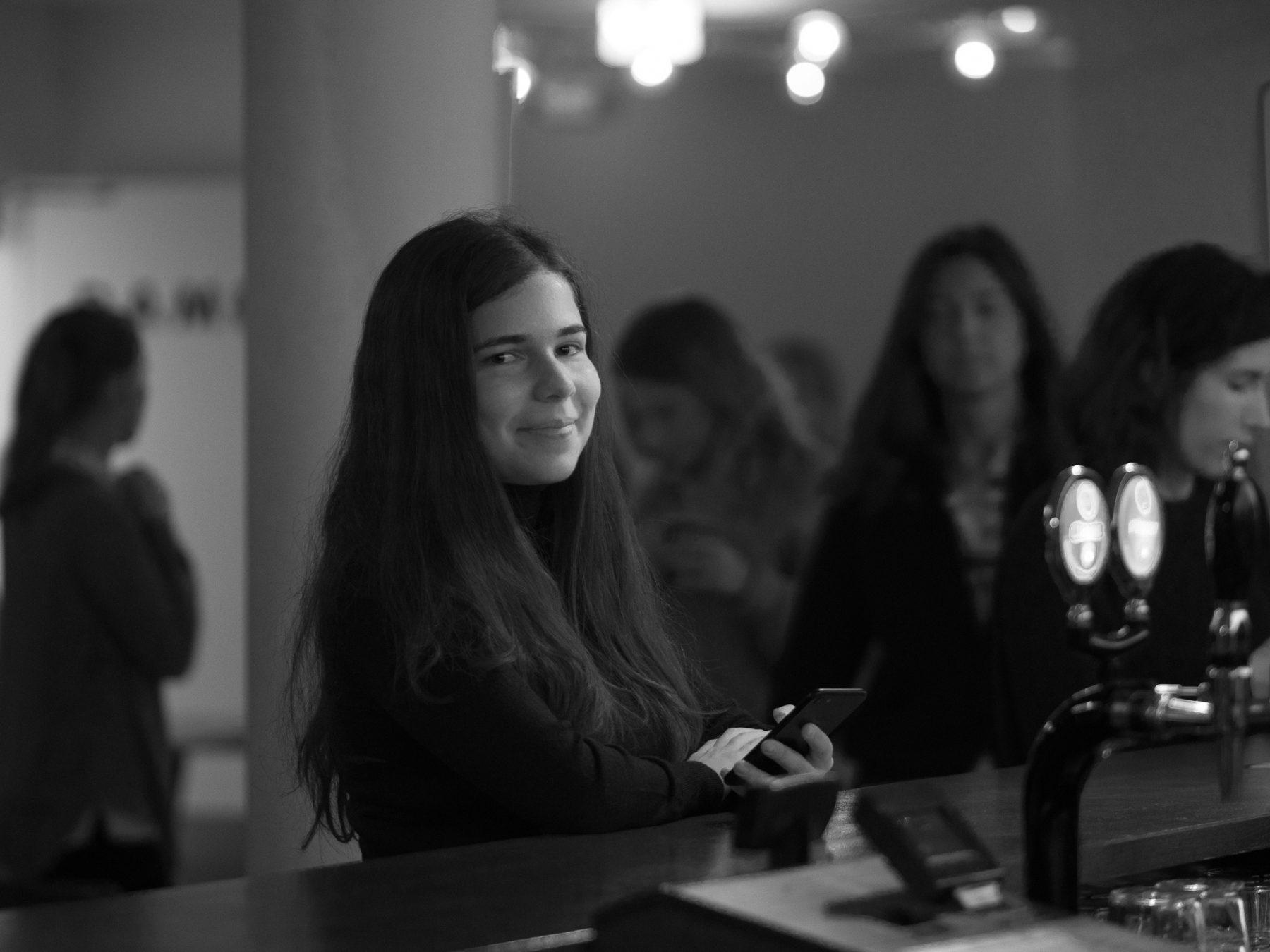 Gæst til Creative Morning eventet med Sophie Grodin