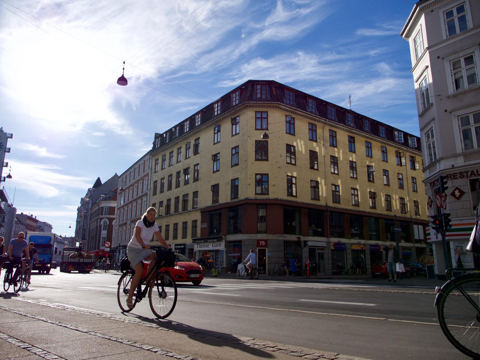 Hawaii Bio på Vesterbrogade i København