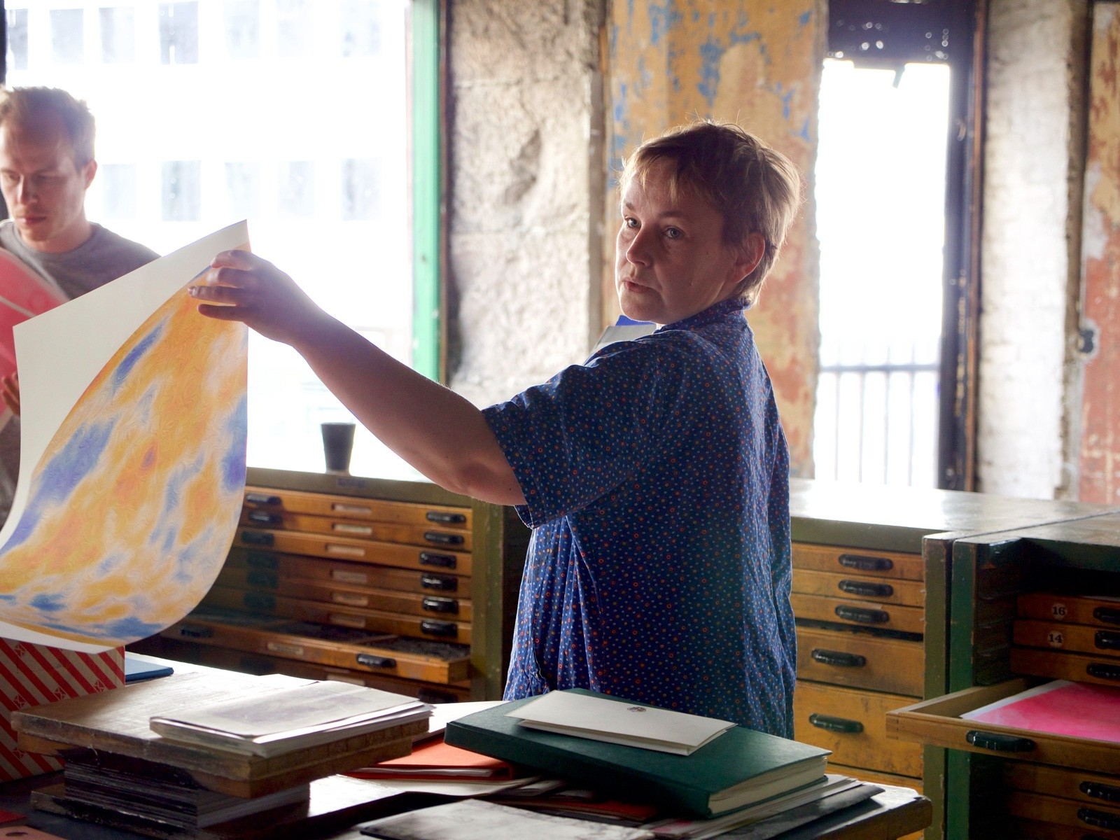 Louise Sidenius - Hands on Craft - Officin, Hawaii Bio, København