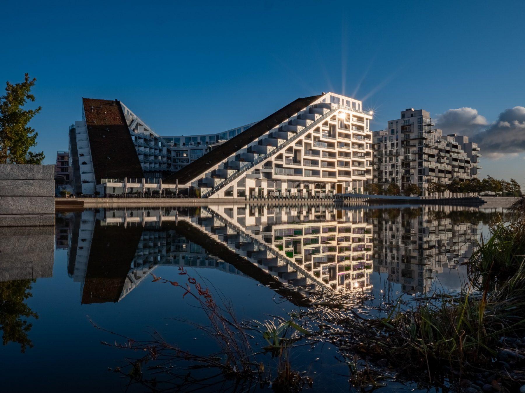 8-tallet af arkitekt Bjarke Ingells