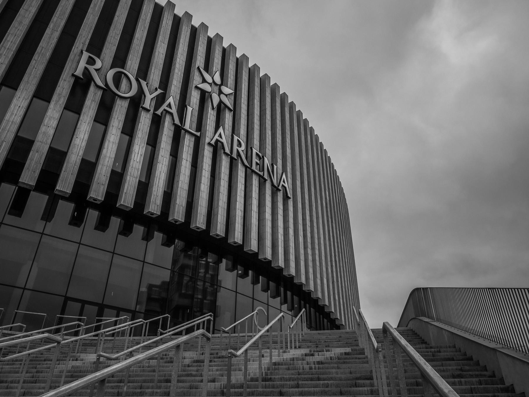 Royal Arena, Ørestad