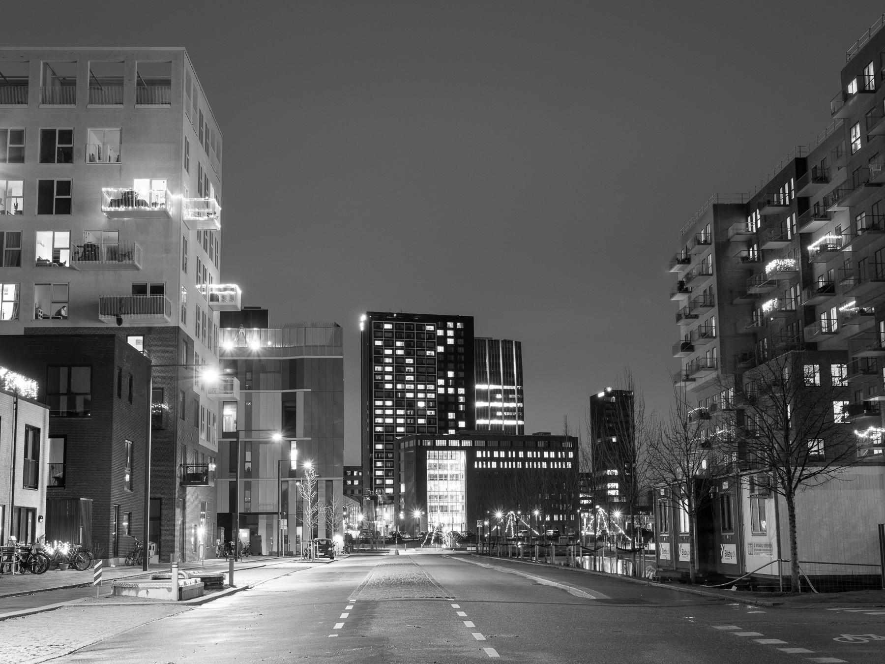Copenhagen Towers, Ørestad, og Arenakvarteret