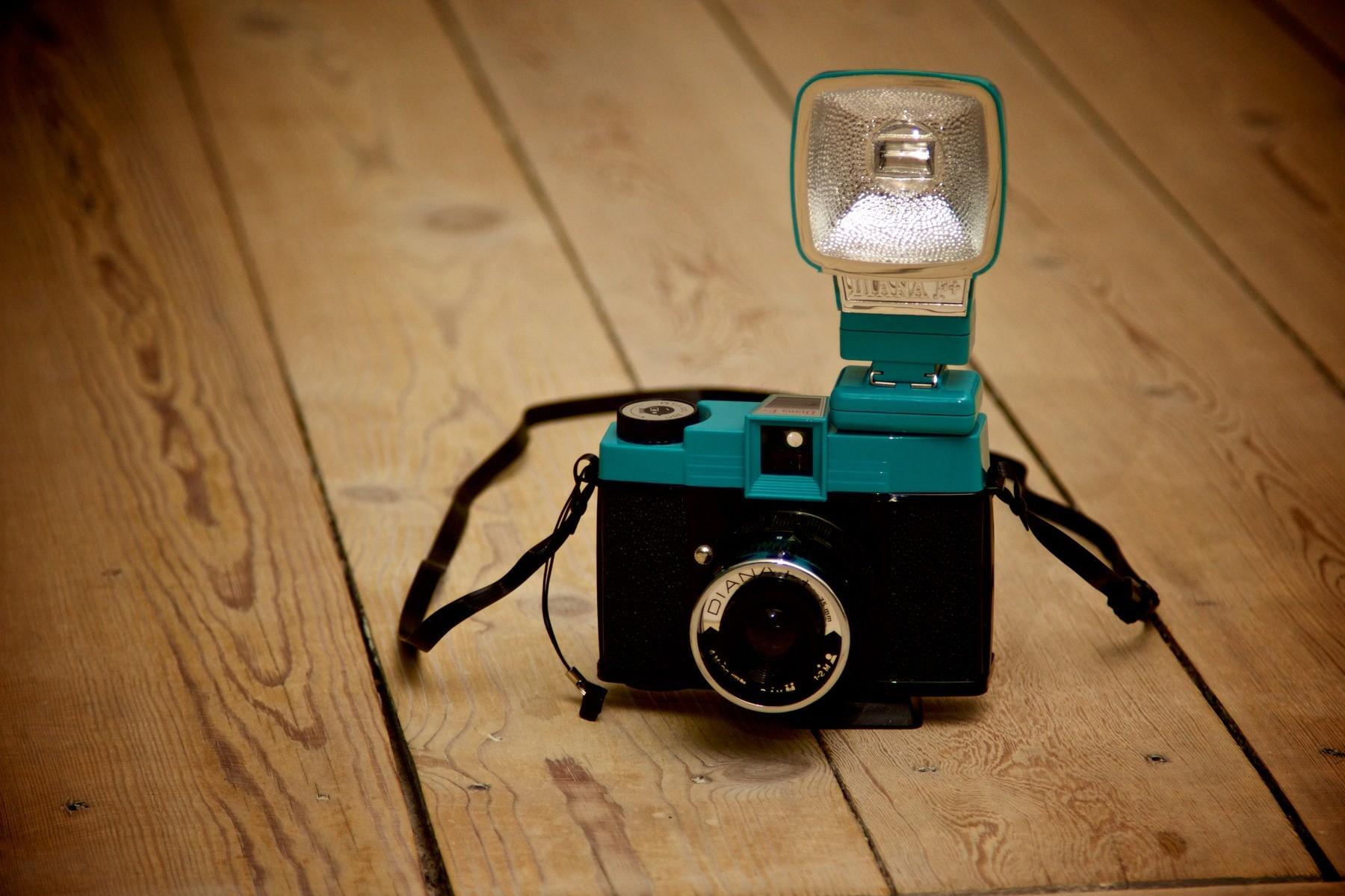 Lomography Diana F kamera
