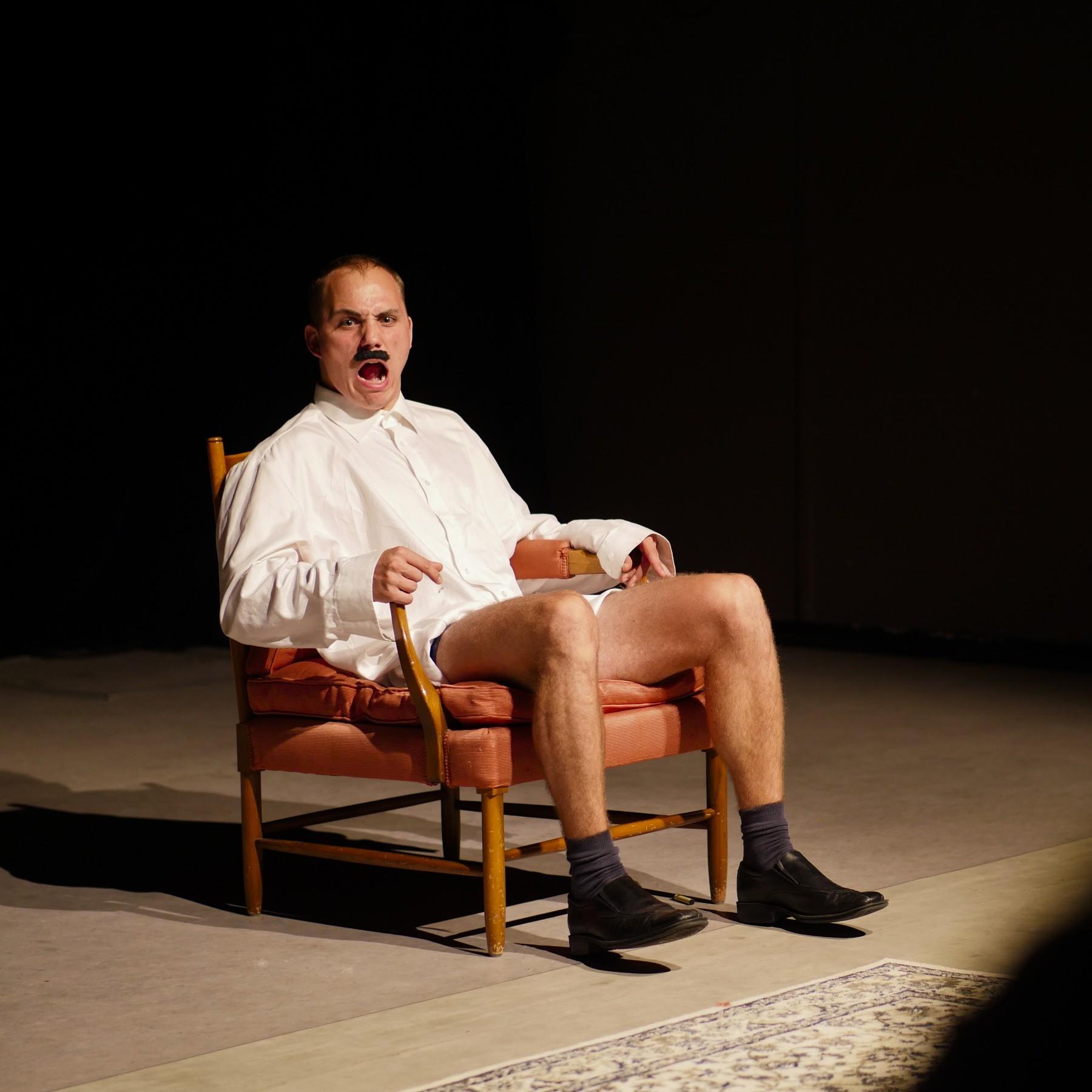 Mænd der elsker mænd af teatergruppen Menneskeunderholdning