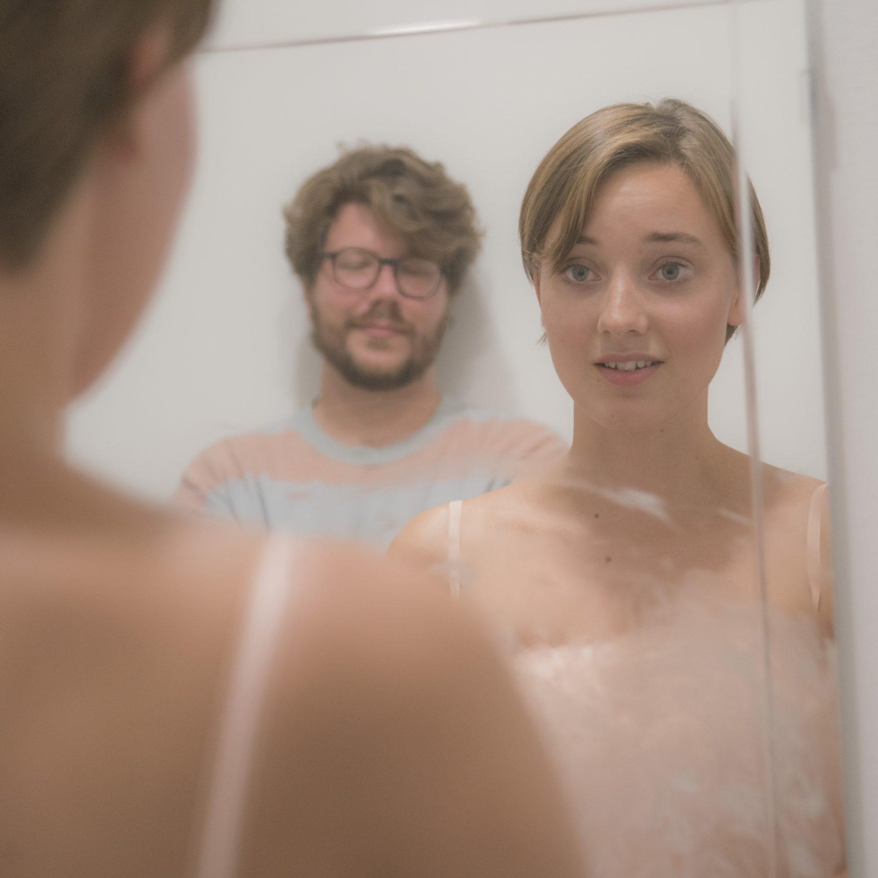 Teaterfotografering: Mig og min menstruationskop