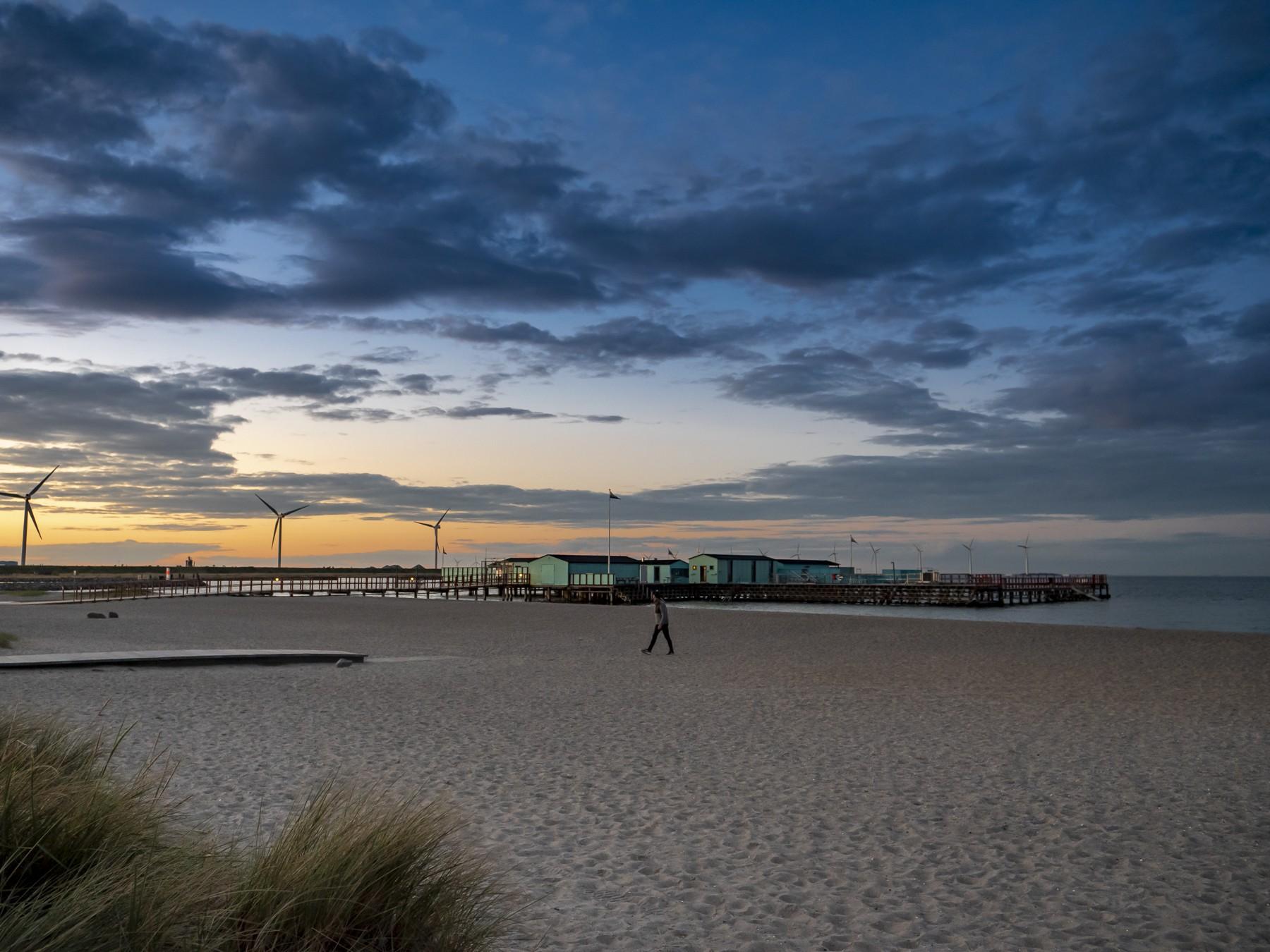 Helgoland, Amager Strand