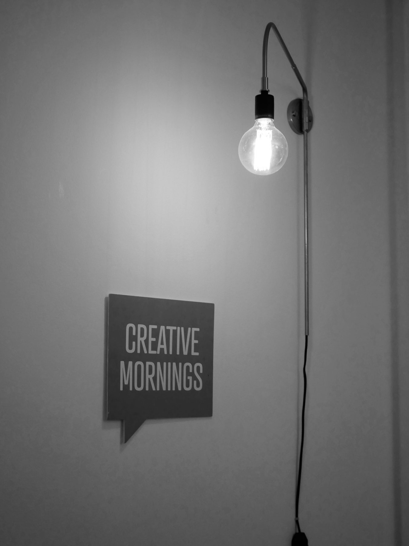 Creative Mornings Copenhagen hos Granyon