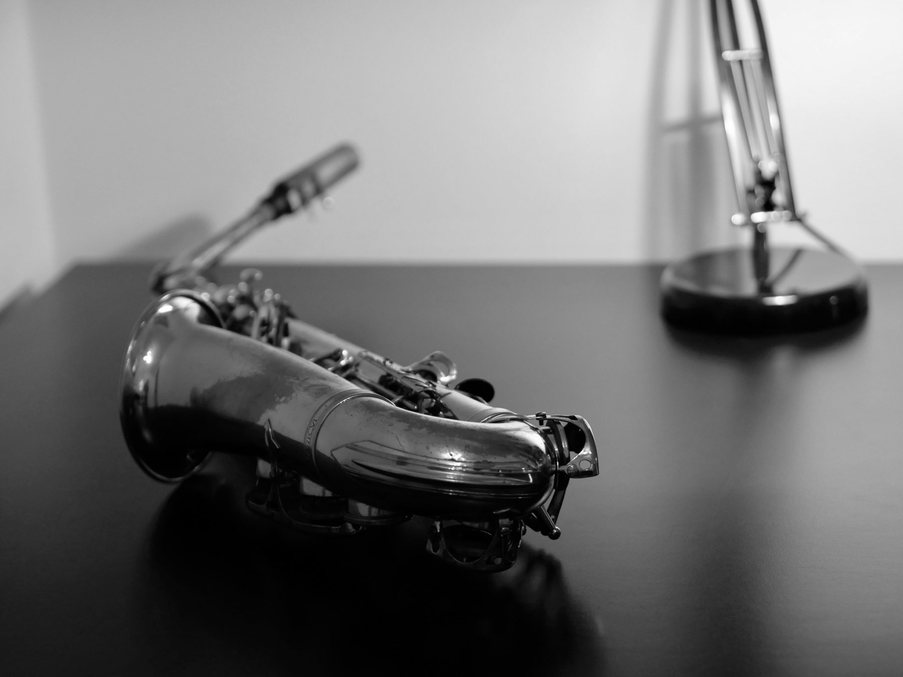 Flot saxofon