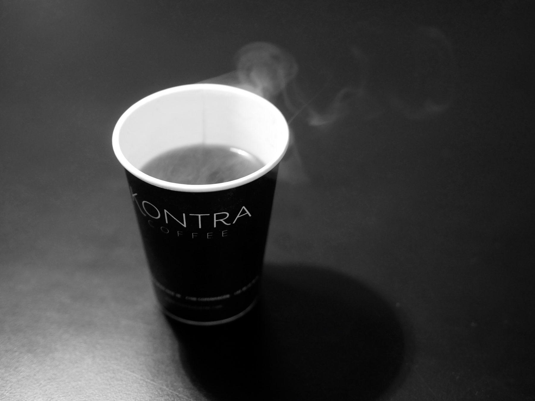 Kontra Coffee - mums:-)