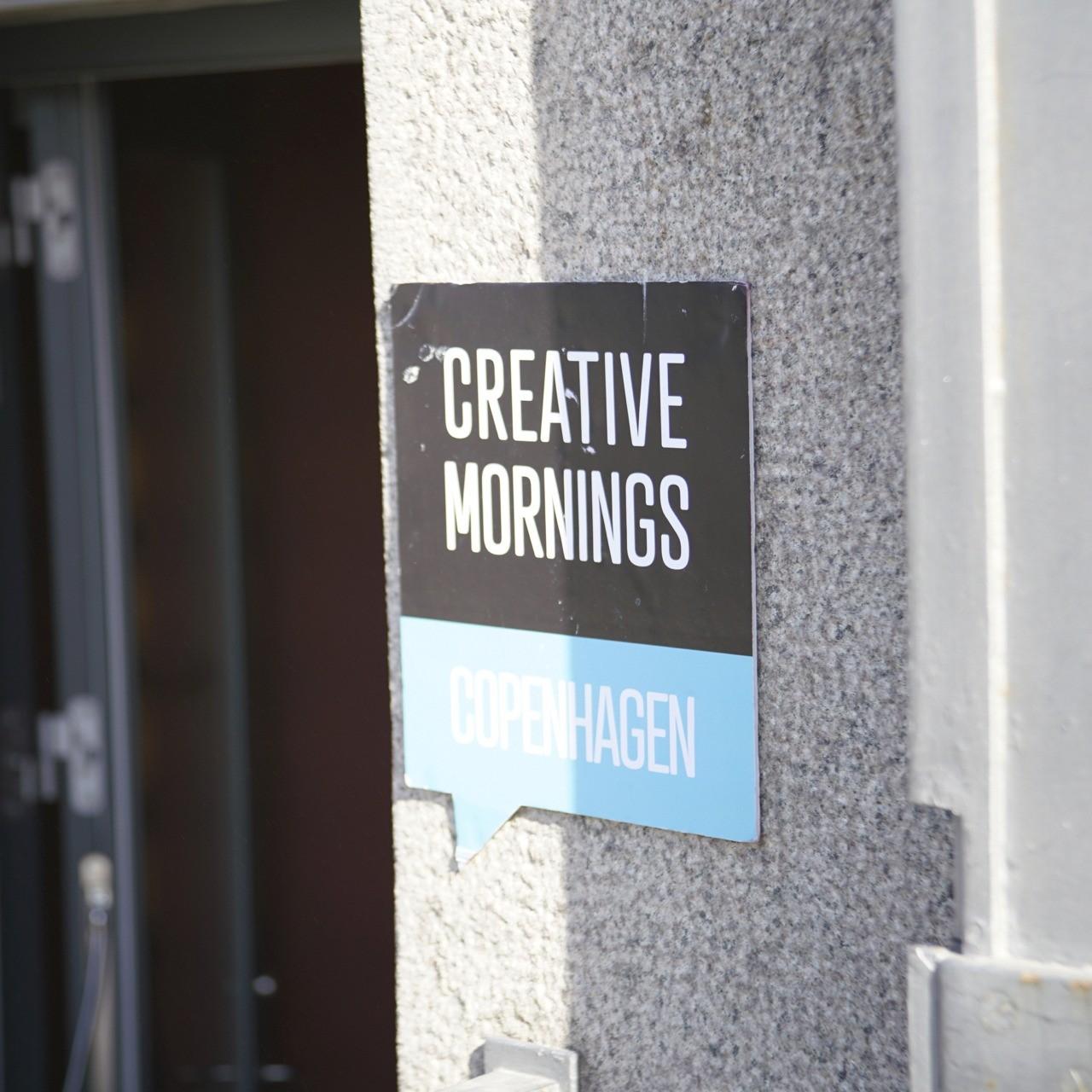 Event fotografering til Instagram: Creative Morning - skudt med Lomography Neptune