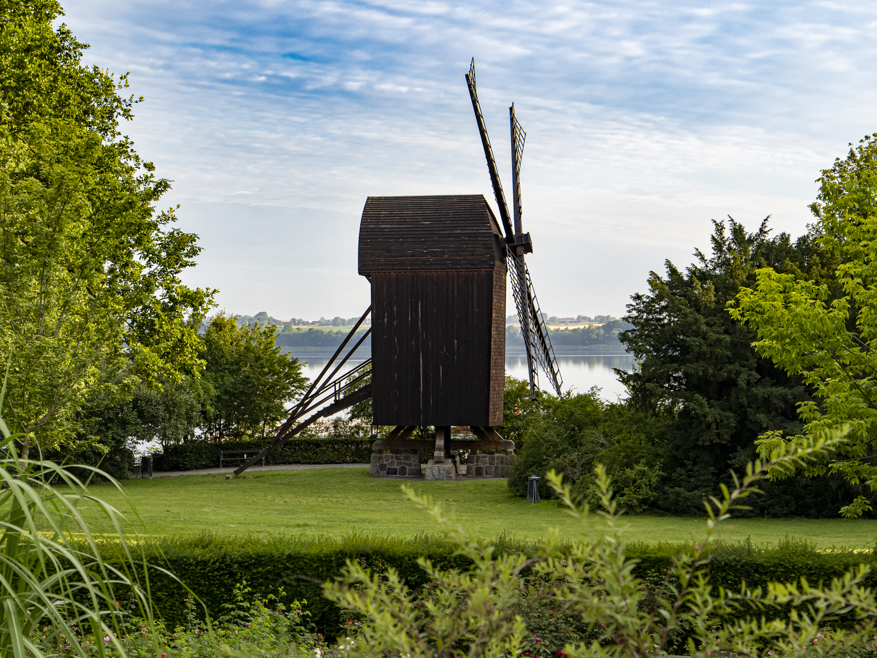 Søndersted stubmølle i Holbæk