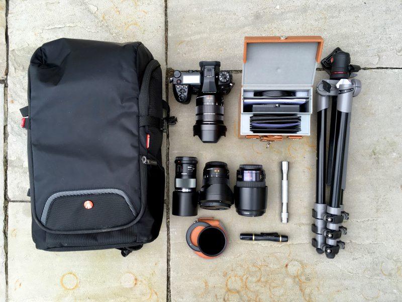 Hvad har jeg i min fototaske?