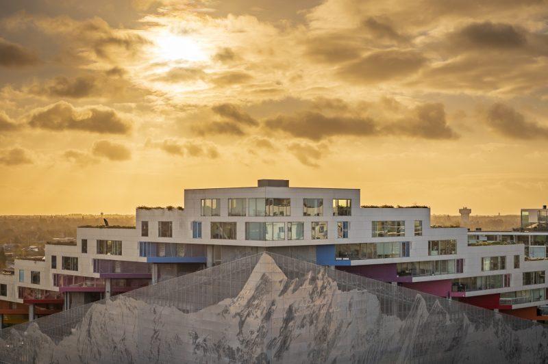 VM Bjerget - Ørestads flotteste parkeringshus