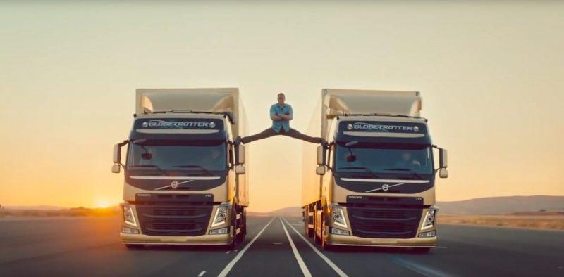 Van Damme - The Epic Split