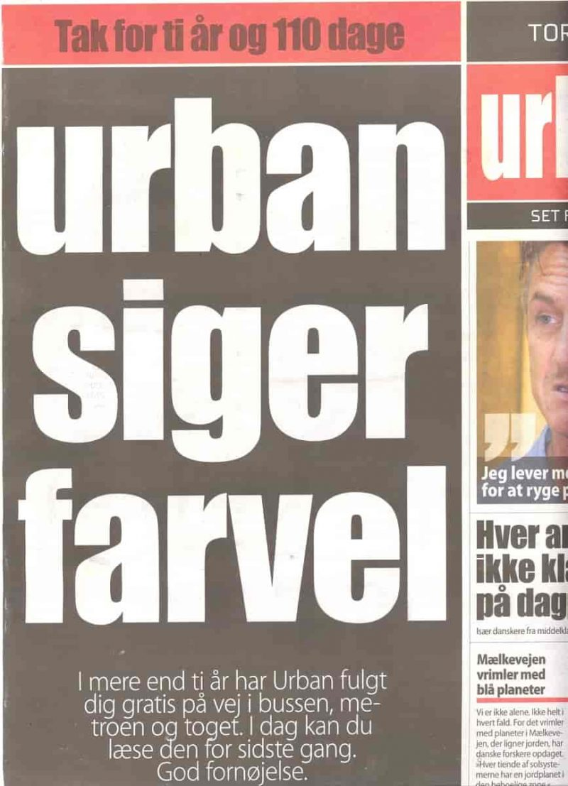 Urban siger farvel: https://denstoredanske.lex.dk/Urban - af Bodil Hammer