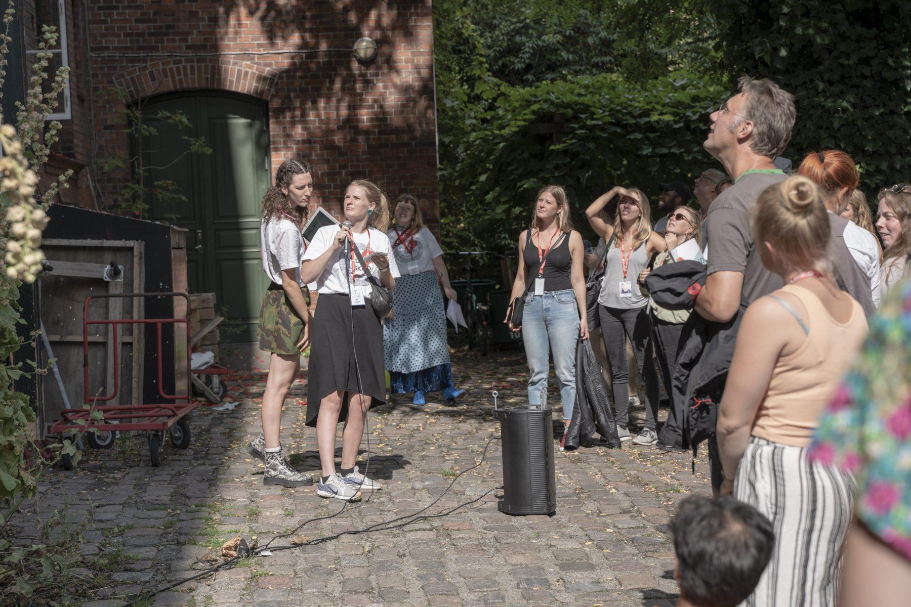 Vildskud teaterfestival 2019 - åbningsceremoni