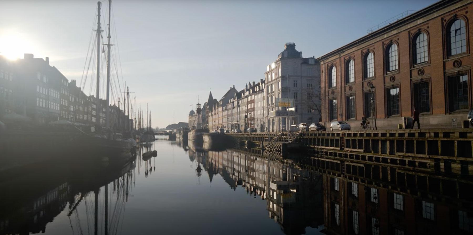 Downtown København
