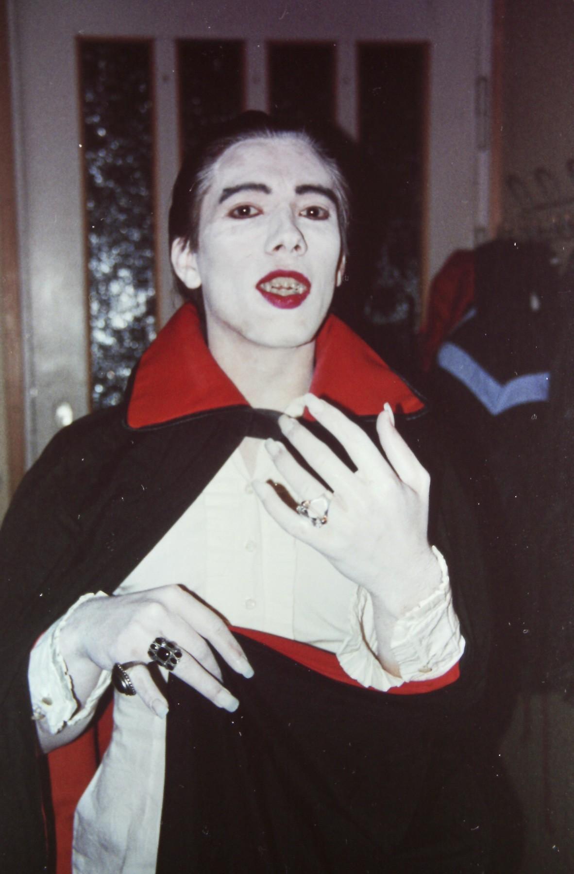 Grev Dracula til fest