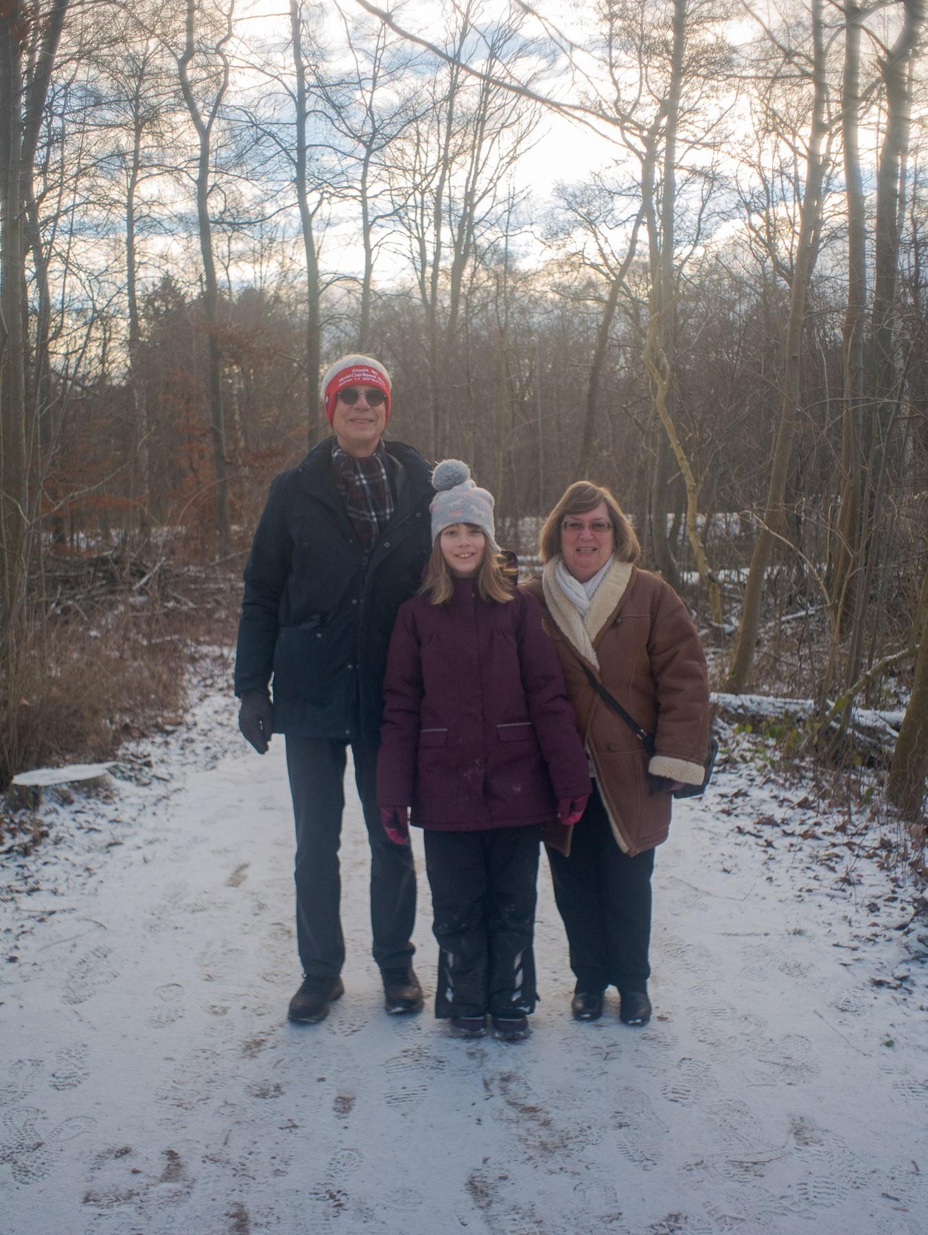 Søndersø rundt med familien