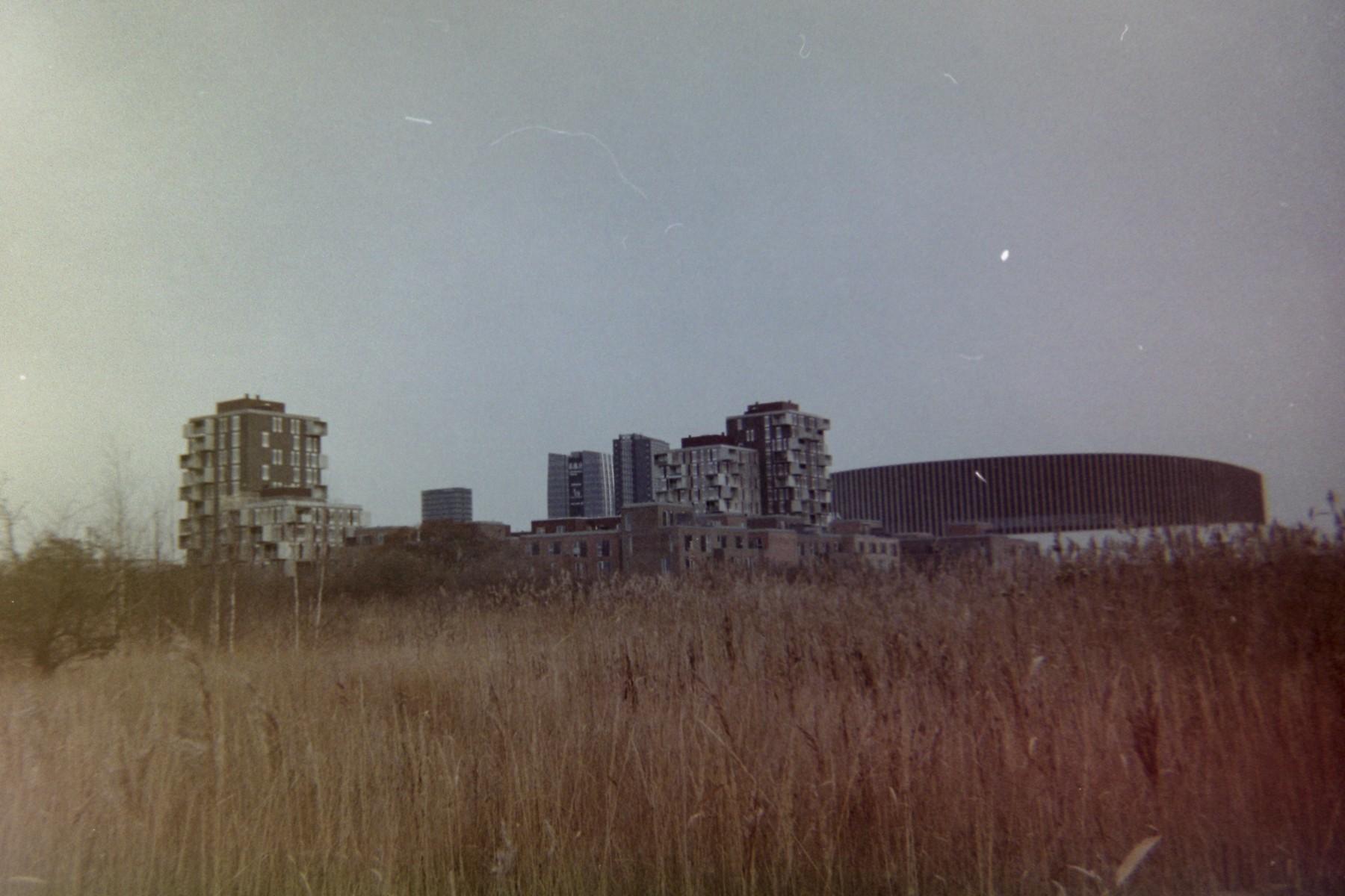 Ørestad - Agfa Reusable 35mm Camera
