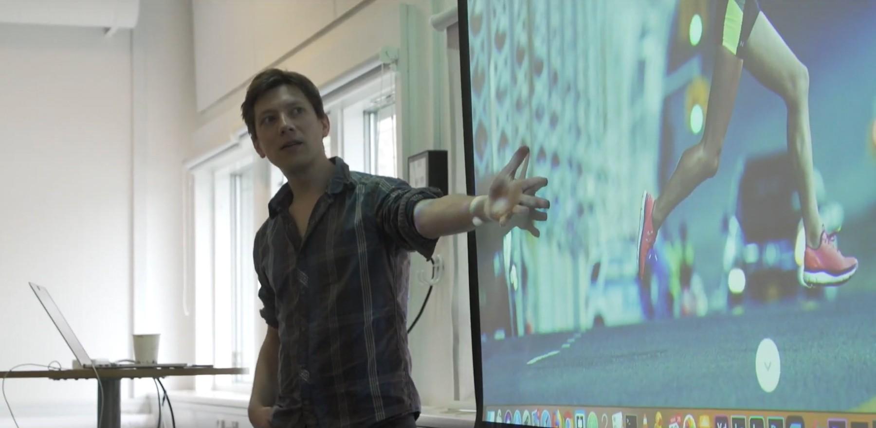 Oplæg og undervisning om grafik og webdesign