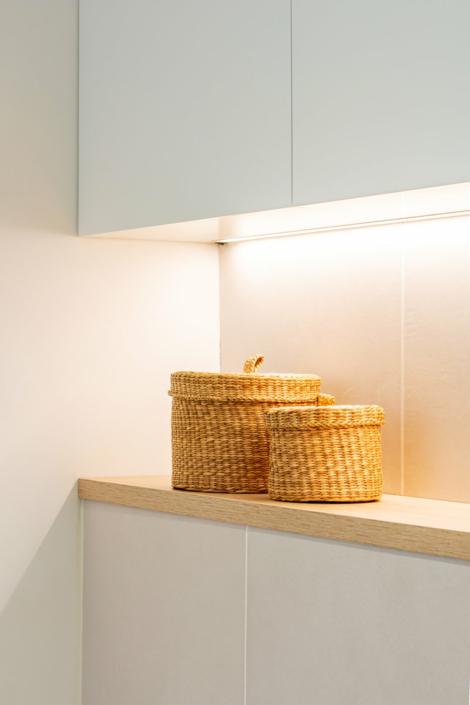 bathroom niche design
