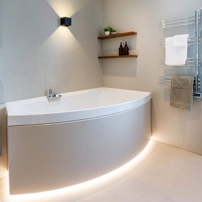 Bathroom no Tiles