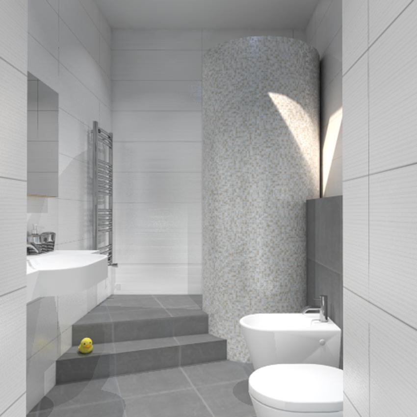 bathroom small design