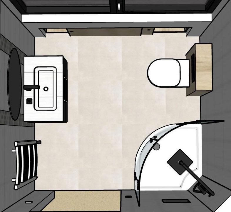 batroom attic renovation