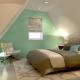 bedroom attic design