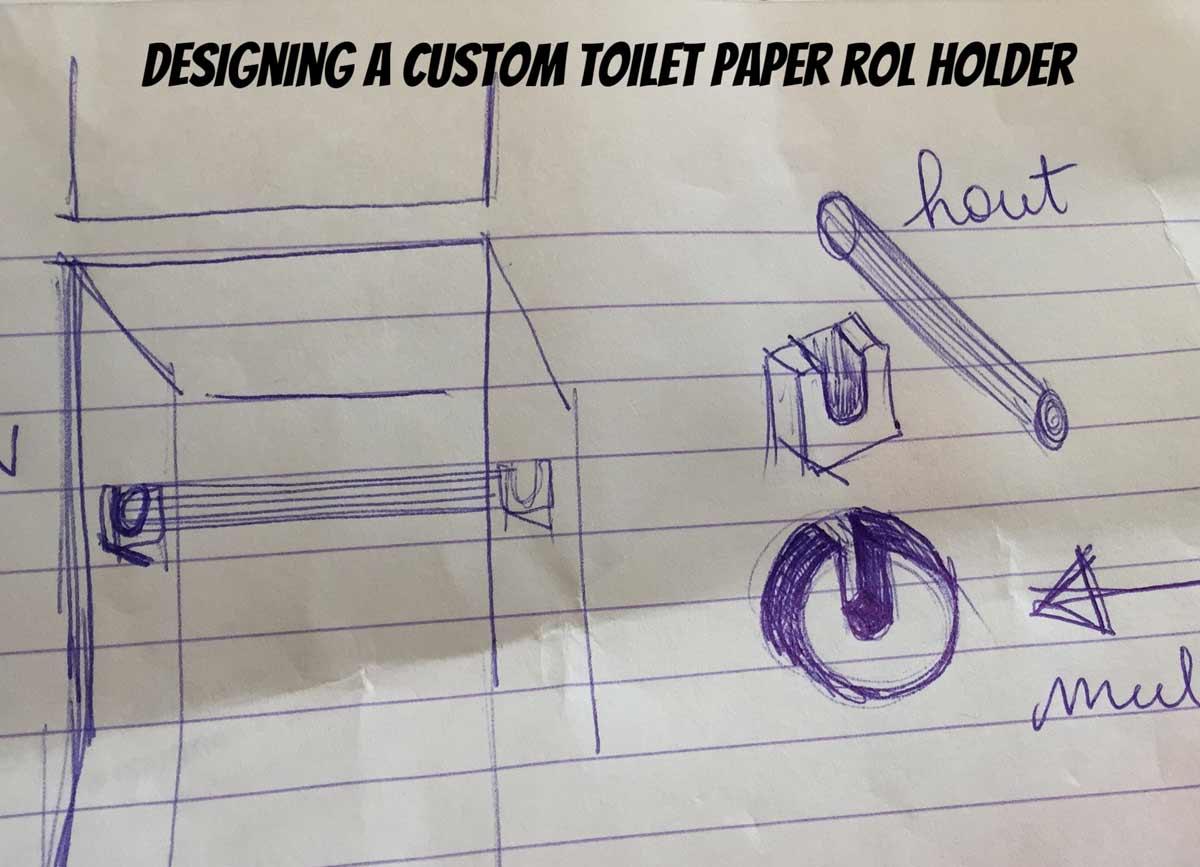 design bathroom attic custom
