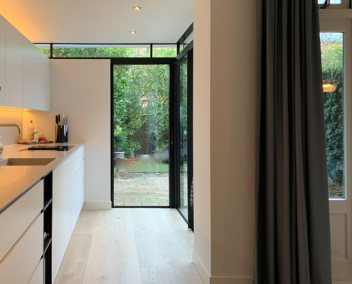 kitchen extension renovation