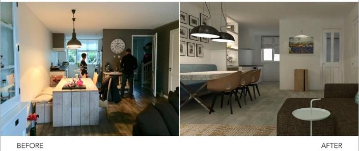 living room custom design