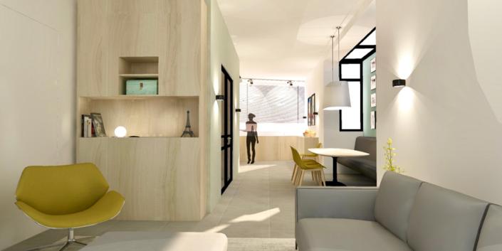 open living design