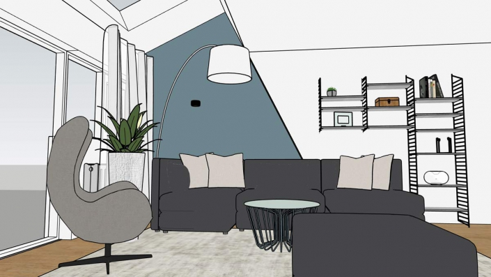 restyling living room