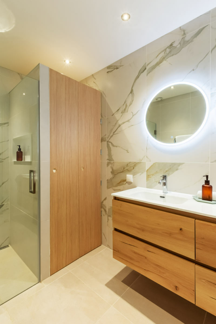 badkamer ontwerp kast