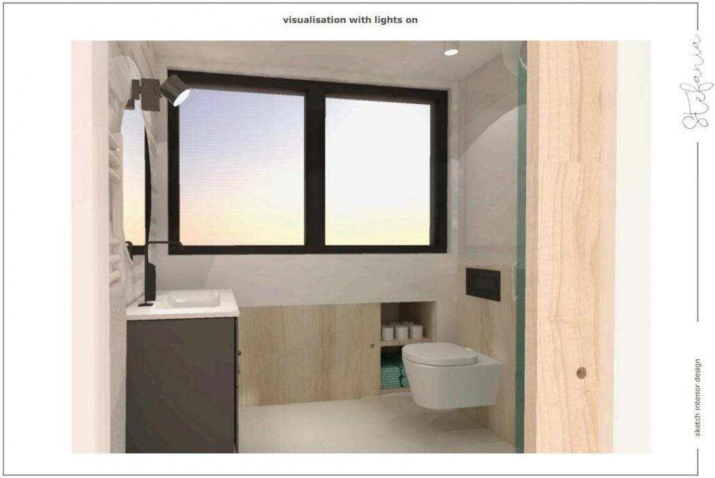 badkamer zolder ontwerp service