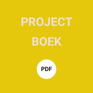interieur ontwerp project boek