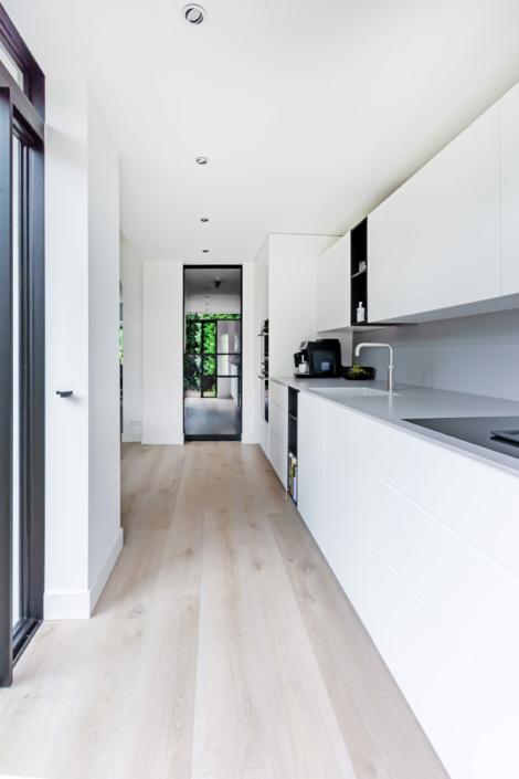 keuken uitbouw ontwerp