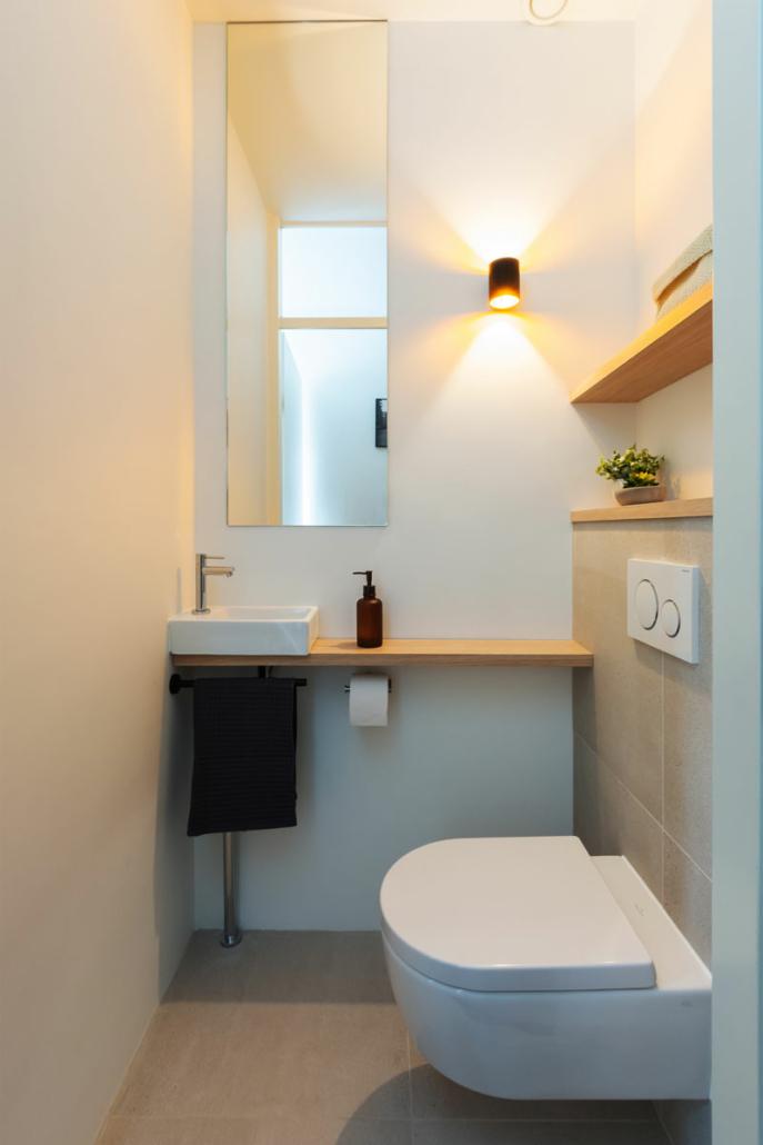 toilet ontwerp modern
