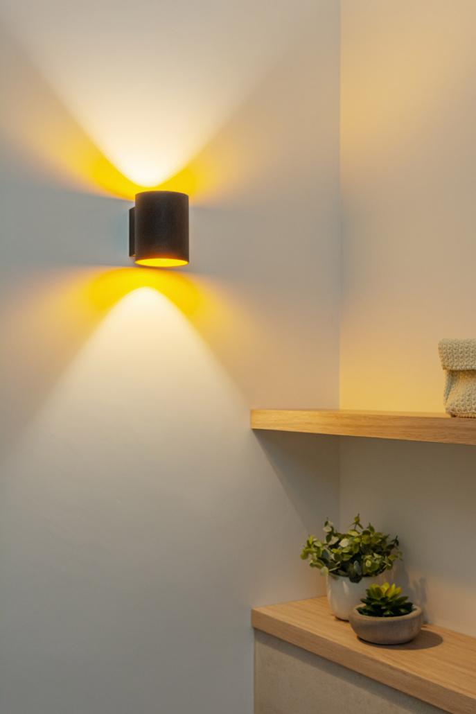 toilet ontwerp verlichting