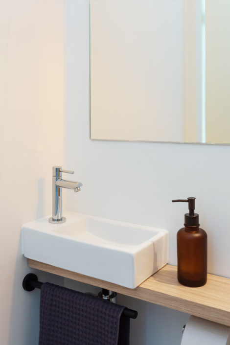 toilet ontwerp wasbak