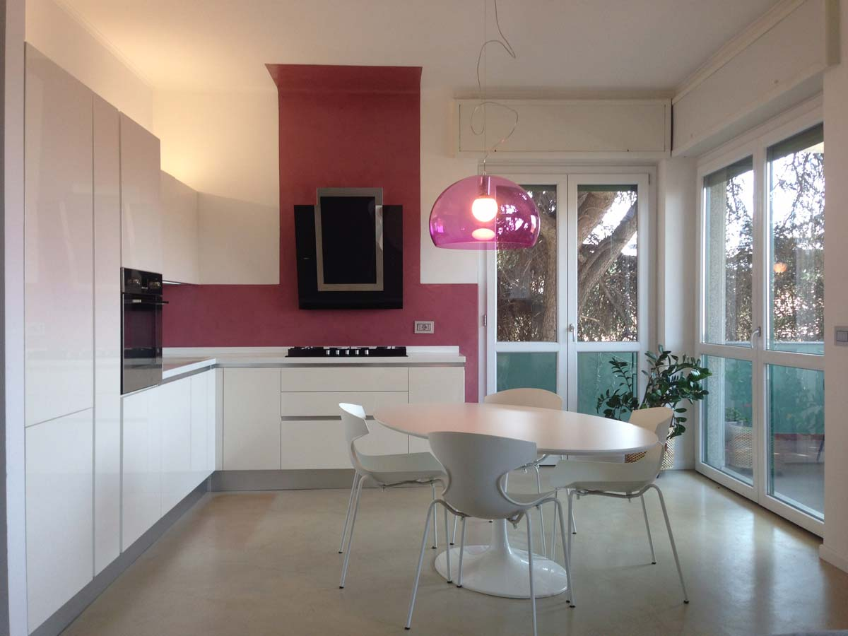 Verbouwing Appartement