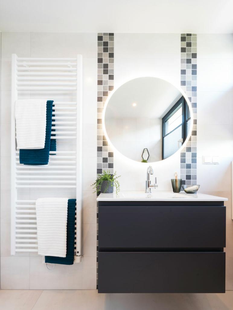 zolder badkamer renovatie