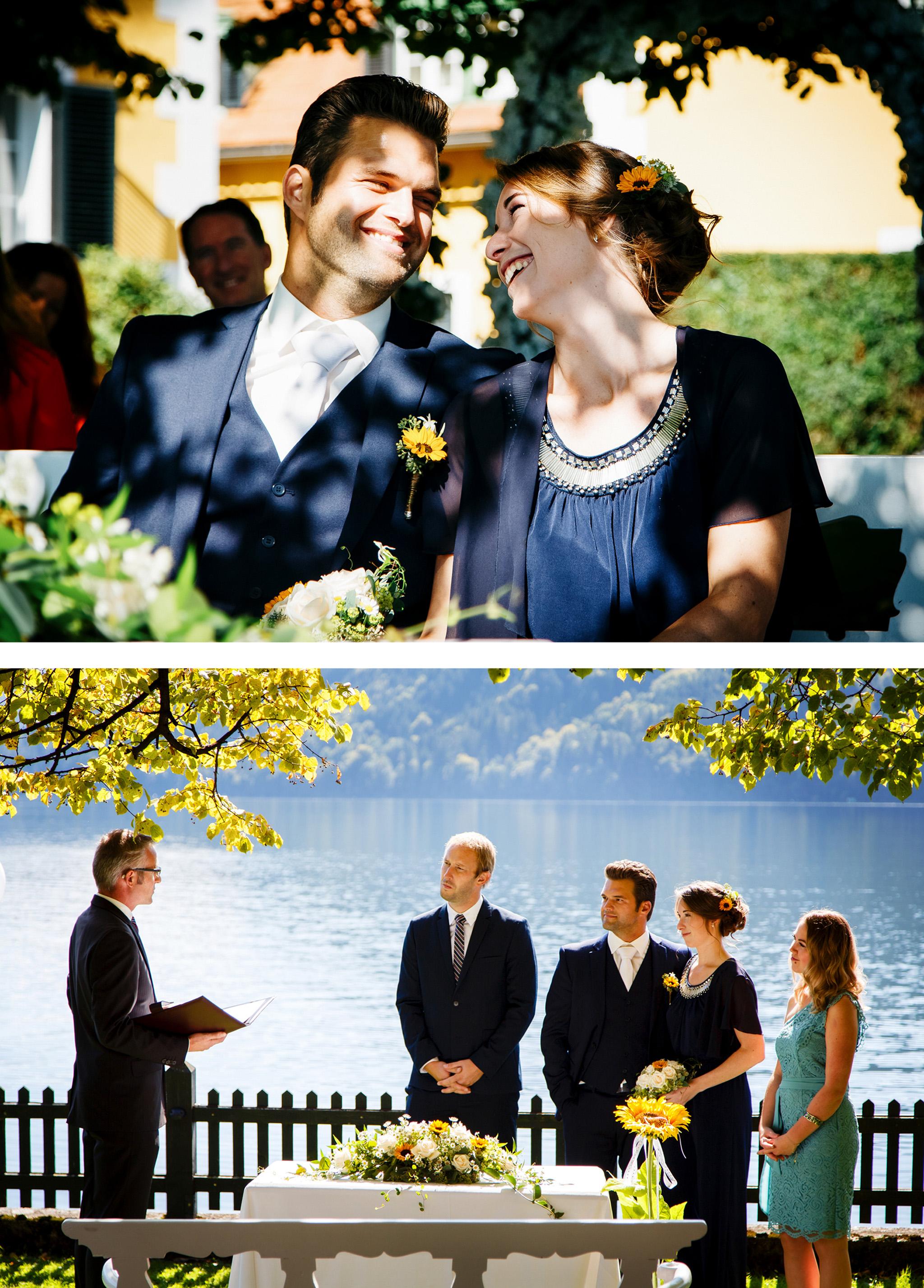Hochzeit Seevilla Millstätter See