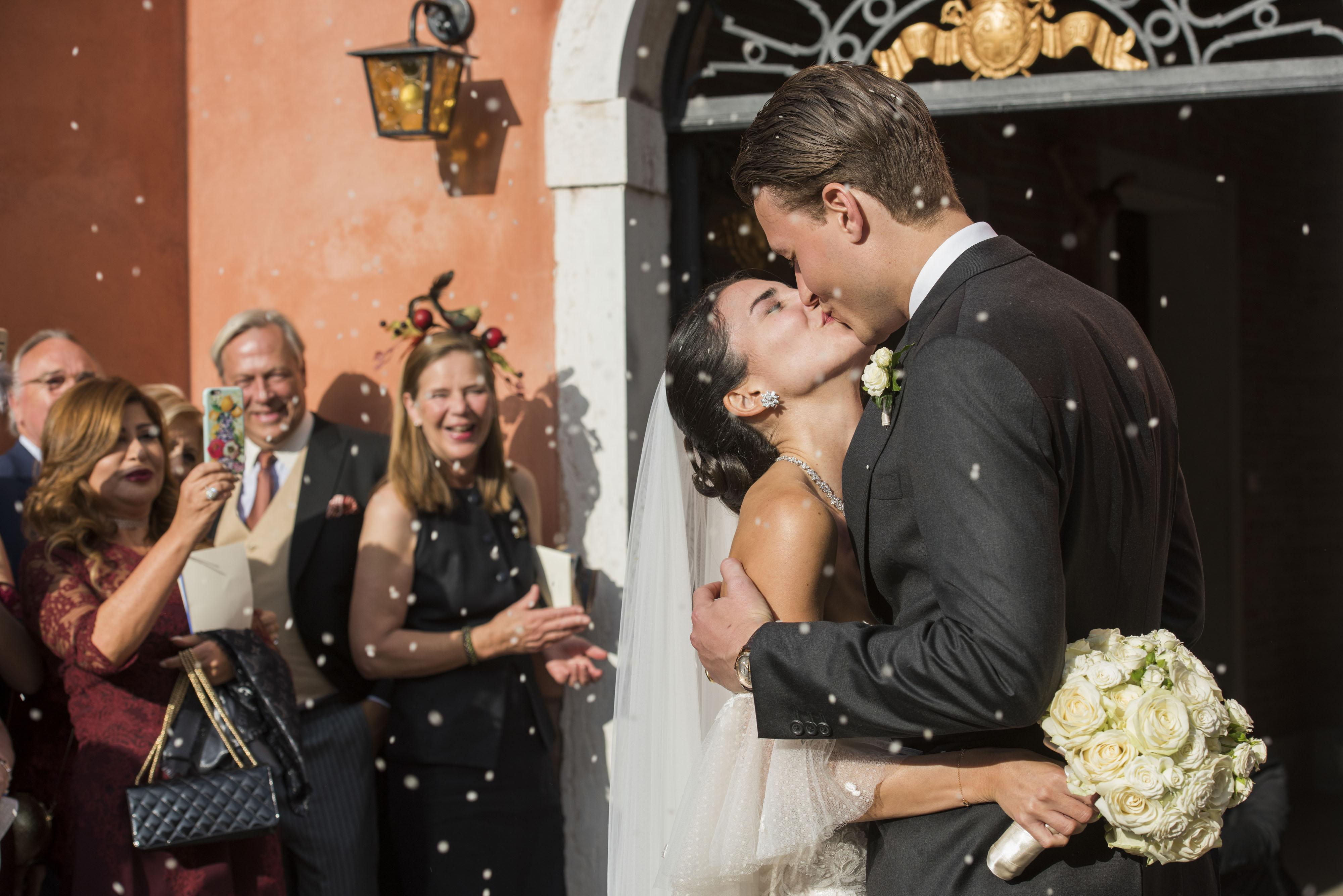 Stefano und Walter, Hochzeitsfotografie , Venedig