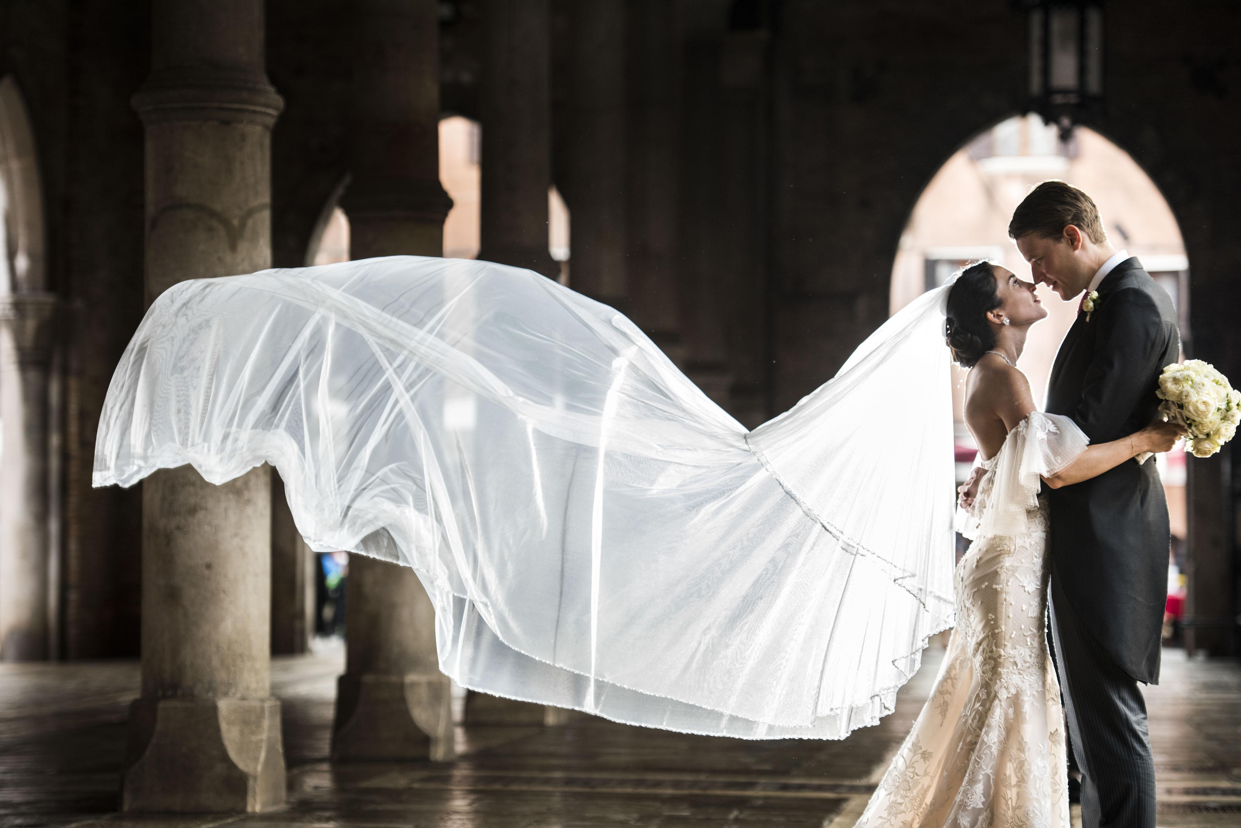 Stefano und Walter, Hochzeitsfotografie , Venedig, Hotel Excelsior