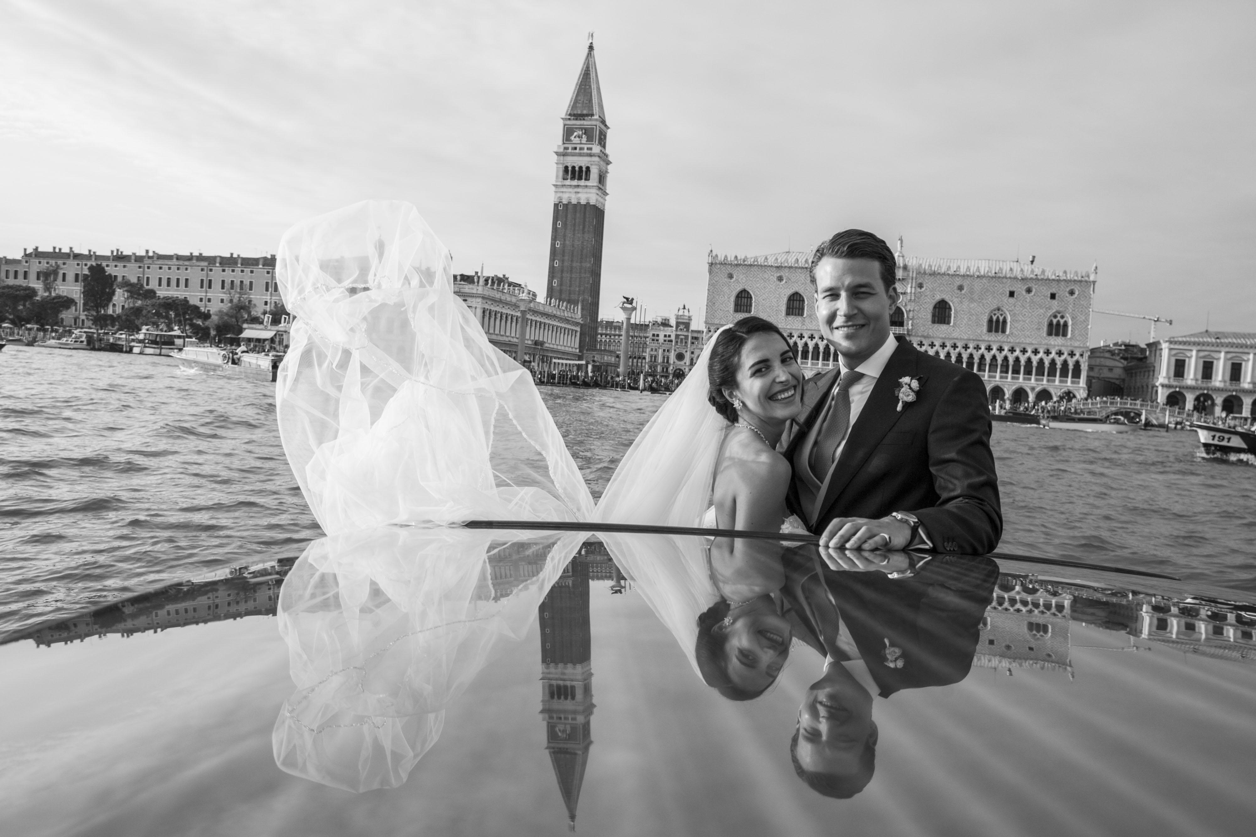 Hochzeit in Venedig , Lido di Venezia,