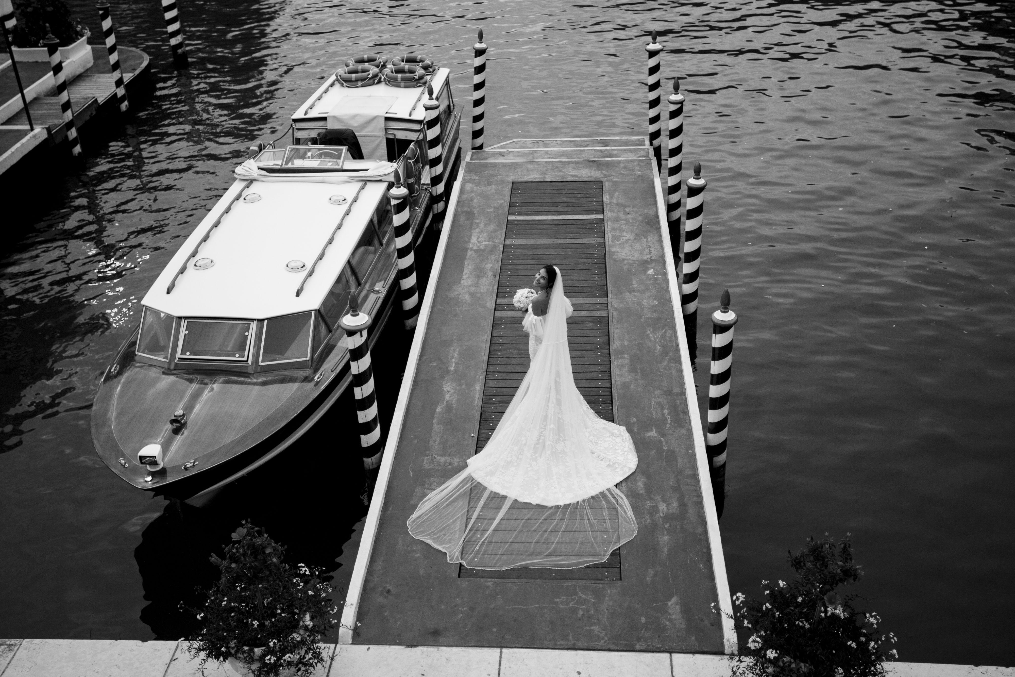 Hochzeit in Venedig , Lido di Venezia, Hotel Excelsior,